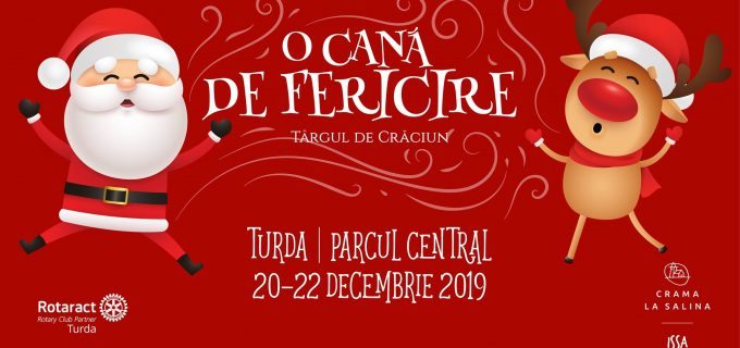 """Clubul Rotaract Turda, vă așteaptă anul acesta la cea de-a treia ediție """"O Cană de Fericire!"""""""