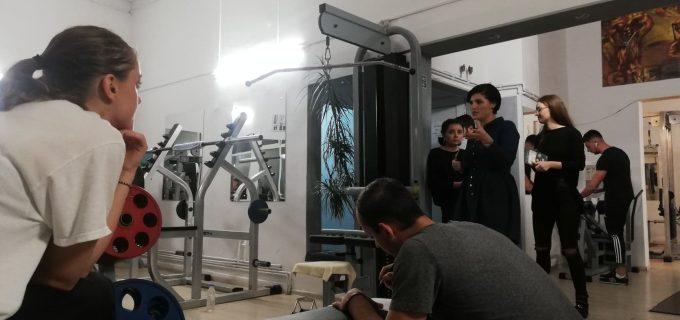 Training despre beneficiile consumului de soia, la Spartan Gym&Fit Turda
