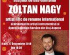 Câmpia Turzii așteaptă Crăciunul pe acordurile bas-baritonului de talie mondială, ZOLTAN NAGY