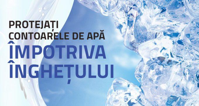 Protejați contoarele de apă împotriva înghețului! Măsuri necesare pentru protejarea instalaţiei de apă