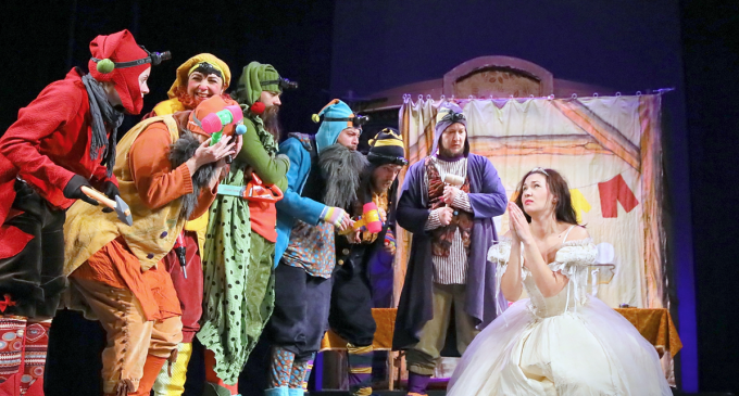 Programul spectacolelor lunii Decembrie la Teatrul Aureliu Manea Turda