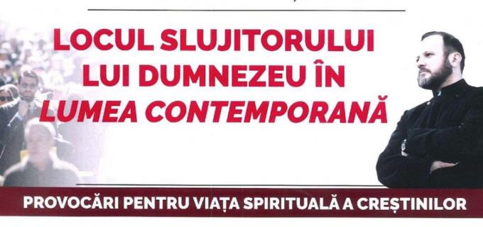 Conferință creștin ortodoxă de înaltă ținută, la Câmpia Turzii
