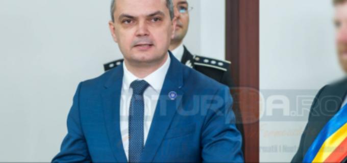 """Prefectul Clujului a fost demis. Aurel Cherecheș: """"S-a încheiat o perioadă extraordinară din viata mea"""""""