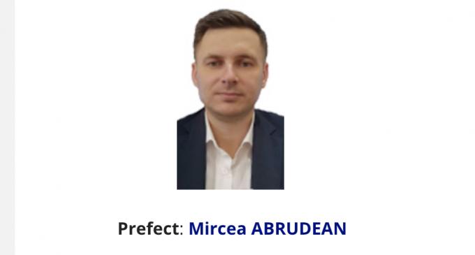 Mircea Abrudean a fost numit prefect al județului Cluj! Abrudean s-a angajat recent la Primăria Câmpia Turzii
