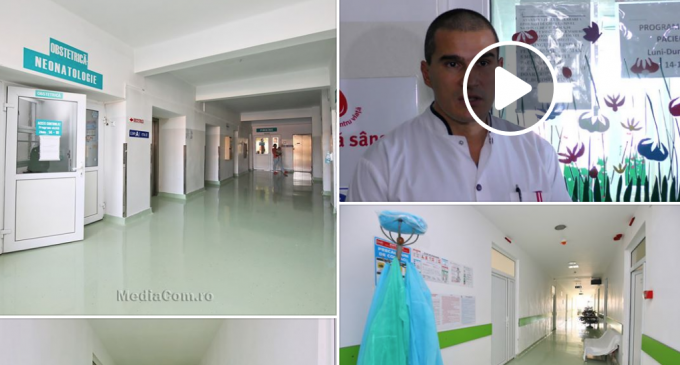 Foto/VIDEO: Spitalul Municipal a fost modernizat!