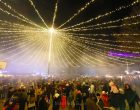 Foto/VIDEO: Prima seara la Târgul de Crăciun Turda! Mâine se deschide și patinoarul. Accesul va fi GRATUIT