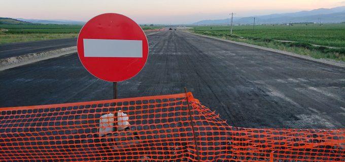 Autostrada Turda-Sebeș: termenul de finalizare asumat recent de către constructori, este complet nerealist
