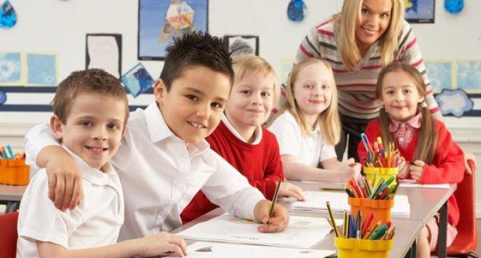 A fost stabilit calendarul pentru înscrierea copiilor în clasa pregătitoare!
