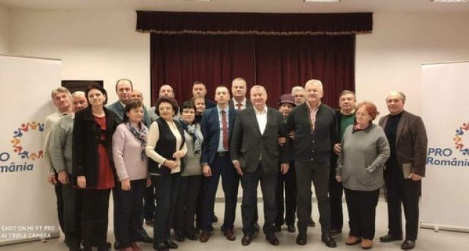 S-a constituit Organizația PRO ROMANIA din Comuna Mihai Viteazul