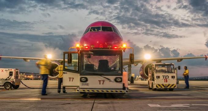 Aeroportul InternaţionalCluj, principala poartă aeriană a Transilvaniei! Peste 2,9 milioane de pasageri în anul 2019