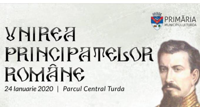 Sărbătorim împreună Unirea Principatelor Române!