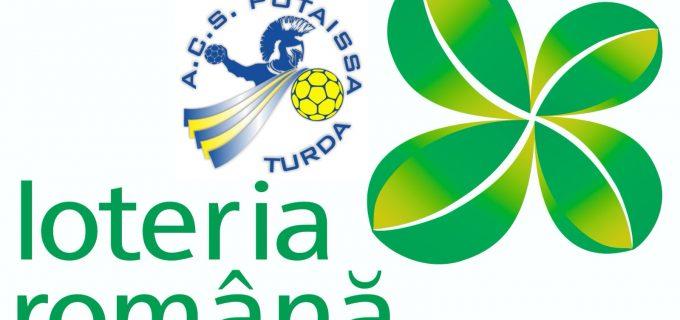 Parteneriatul dintre AHC Potaissa Turda și Loteria Română continuă