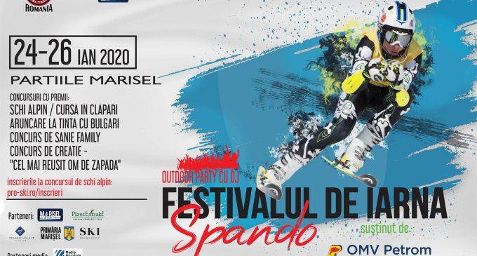 Festival de iarnă UNIC, în acest weekend la Pârtiile Mărișel! Concurs de sanii, concurs de bulgarit, concurs de oameni de zapada, concurs de alergare in clapari, si multe alte activitati