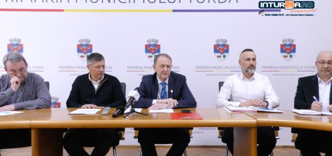 Cristian Matei: noi măsuri urgente la nivelul municipiului Turda. Începe dezinfecția în scările de bloc și lifturi!