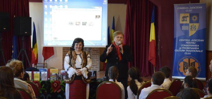 """Proiectul """"Zestrea tradițiilor clujene"""", la Școala Gimnazială """"Horea, Cloșca și Crișan"""" din Turda"""