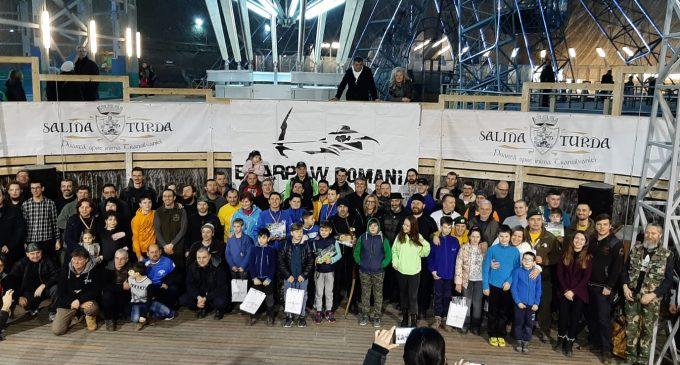 Peste 70 de participanti la concursul de tir cu arcul, competitie devenita traditiție in Salina Turda