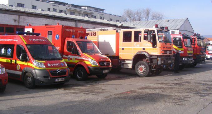 Dispeceratul Integrat ISU Cluj intră în linie dreaptă cu sprijinul financiar al Consiliului Județean Cluj