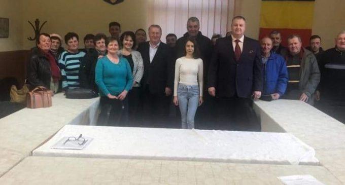 Constituire organizație PRO ROMANIAin comuna Mociu din județul Cluj
