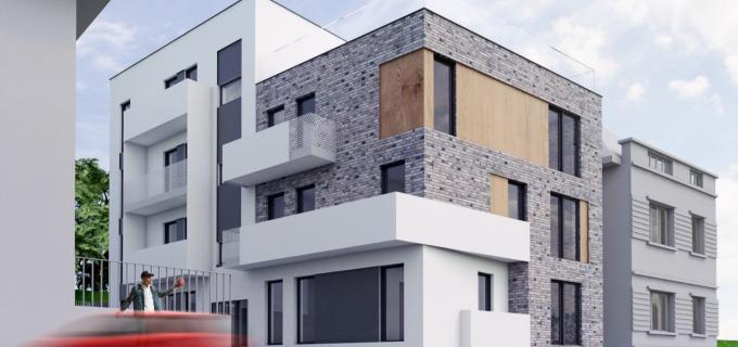 PUD pentru construire clădire de locuit cu 7 apartamente pe strada Avram Iancu din Turda