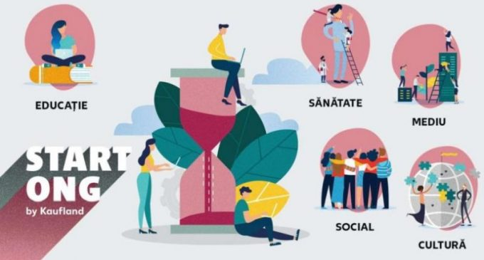Proiect al Asociatiei pentru Mobilitate Socială și Educatie Democratică, finantat de Kaufland România