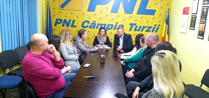 Noi membri au fost primiți în PNL Câmpia Turzii în cadrul ședinței TNL de ieri, 18 februarie 2020