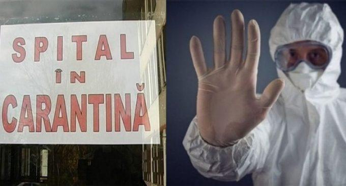 ANUNȚ IMPORTANT: Spitalul Clinic Județean de Urgență Cluj-Napoca se află în carantină! Vizitatorii nu mai au acces în spital!