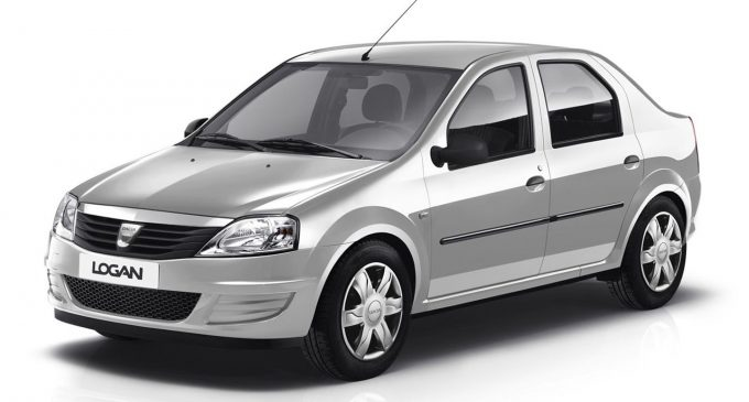 ANAF Turda vinde prin licitație un autoturism Dacia Logan