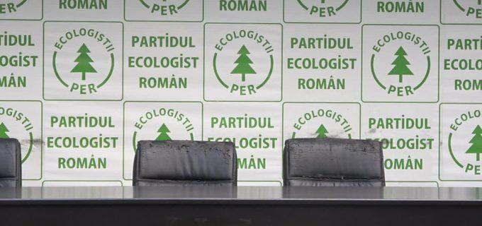 Demisie în masă a tuturor membrilor Partidului Ecologist Român, Filiala Cluj