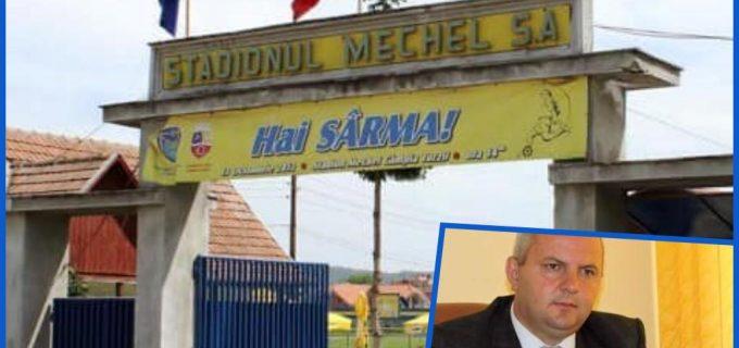 Avram Gal: Stadionul municipal Mihai Adam revine in patrimoniul Primariei Campia Turzii si salutam reusita