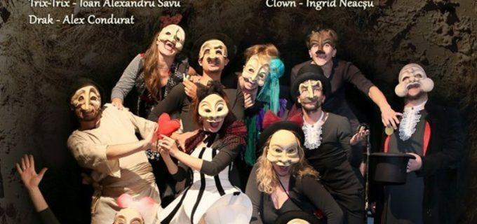 Campanie pentru susținerea turneului Teatrului Național Aureliu Manea Turda în Montreal (Canada)