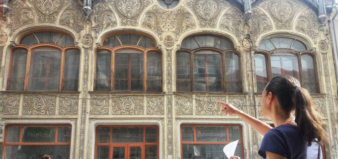 Vânătoare de comori arhitecturale în Cluj