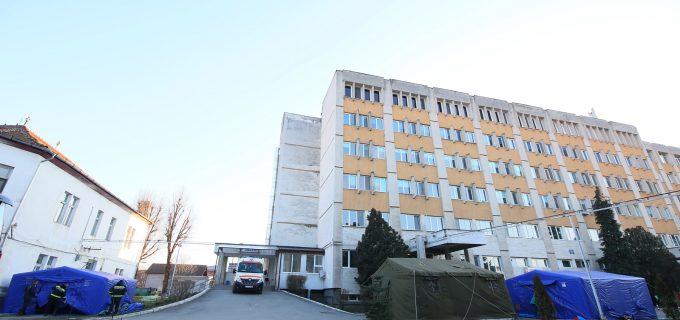 Masuri speciale de preventie la Spitalul Municipal Turda