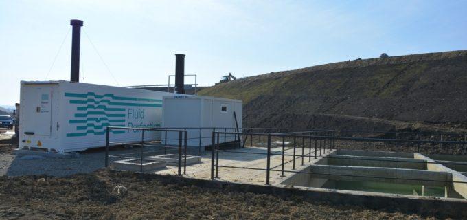 Centrul de Management Integrat al Deșeurilor de la Cluj a intrat în etapa finală a lucrărilor