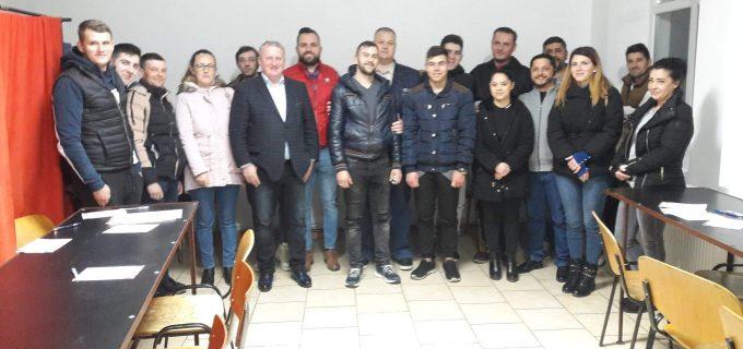 Constituire organizație PRO ROMANIA in comuna AITON din județul Cluj