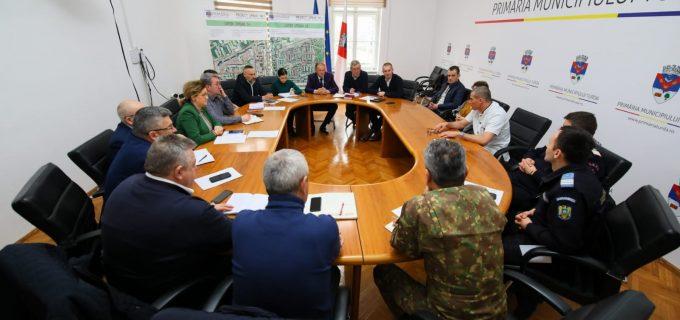 Comunicat de Presă: Măsuri de prevenire a răspândirii coronavirus, la nivelul municipiului Turda