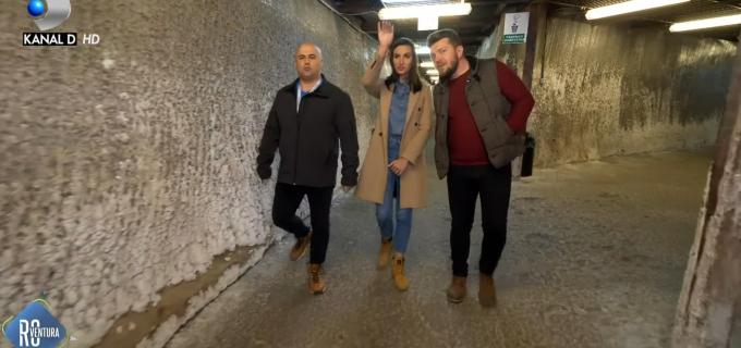 VIDEO: Salina Turda, Salina Equines, friptura de Turda și vinurile ISSA, vedetele emisiunii ROventura