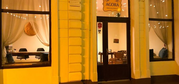 S-a deschis un nou restaurant în Turda: Agora Restaurant Mediteranean