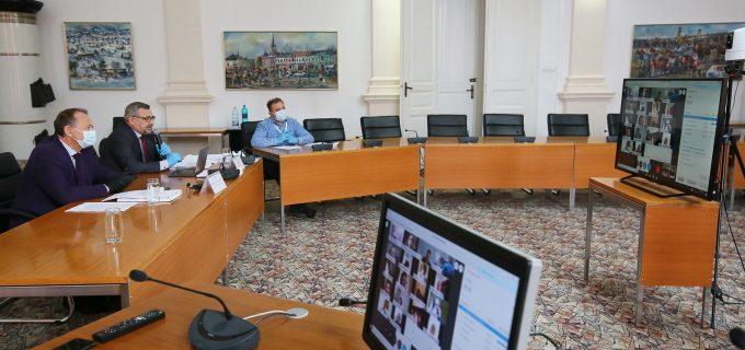 Ședință de îndată a Consiliului Local Turda, 2 aprilie 2020. Vezi Ordinea de zi și proiectele de hotărâre.