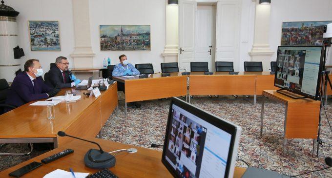 Ordinea de zi a sedintei ordinare a Consiliului Local Turda din data de 25 iunie 2020