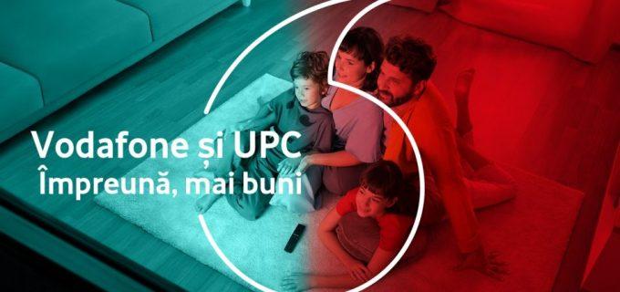 Oficial: UPC devine Vodafone. Cele două companii au demarat proiectul de fuziune, care se va finaliza la 31 martie 2020