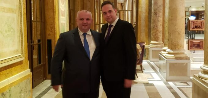 """Avram Gal, invitat de consulul Bulgariei la recepția ocazionată de """"Ziua Națională a Republicii Bulgaria"""""""