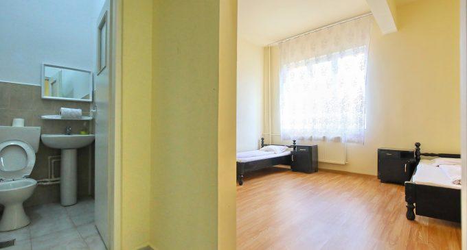30 de locuri sunt pregătite la Colegiul Emil Negruțiu Turda, în situația în care vor fi cazuri de persoane nevoite să intre în carantină instituționalizată