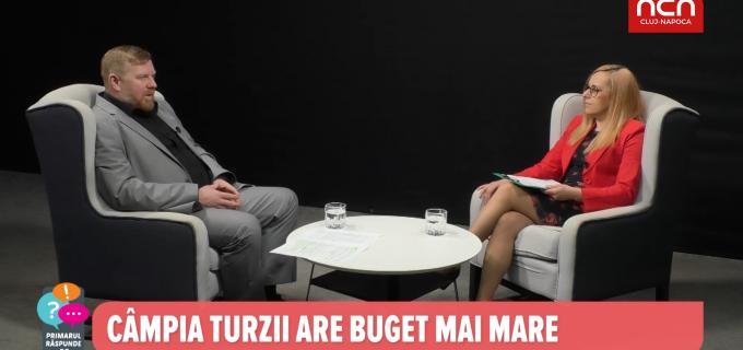 "VIDEO: Dorin Lojigan la emisiunea ""Primarul Răspunde"" – NCN Cluj"