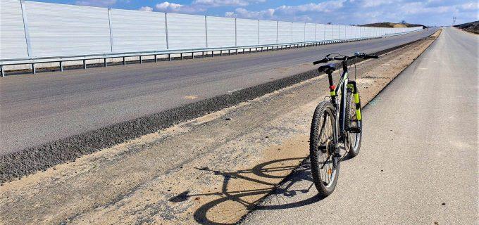 90% progres fizic pe sectorul de 17,9 km al Autostrăzii Transilvania dintre Iernut și Chețani