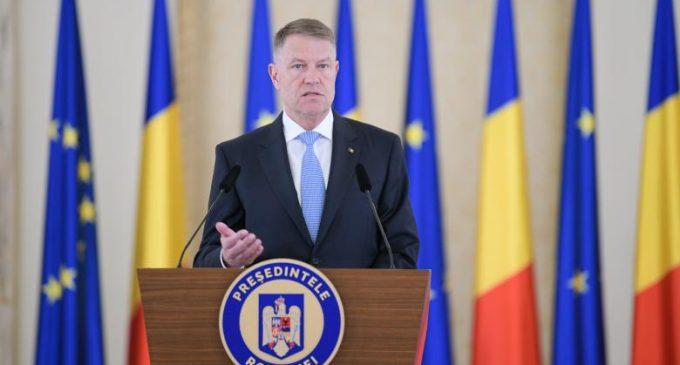 Breaking News: Klaus Iohannis anunță carantină totală în România! Măsurile, în vigoare de mâine!
