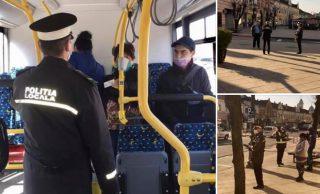 Poliția Locală Turda patrulează permanent pentru a se asigura că turdenii respectă normele de siguranță