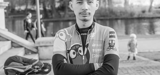 Omagiu pe două roți pentru fostul jurnalist și ciclist Dan Porcuțan, la un an de la trecerea sa în neființă – FOTO