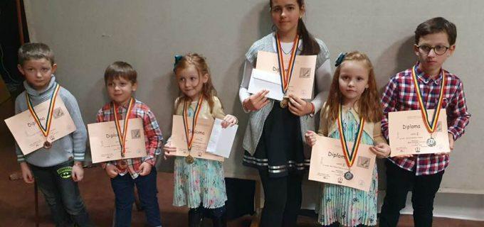 """Rezultate excelente pentru sportivii de la Șah Club Potaissa Turda la """"Memorialul M. Rădulescu"""""""