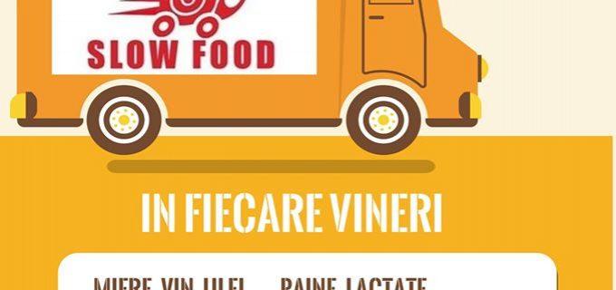 S-a lansat Slow Food Delivery, un program de livrări produse locale la domiciliu (zona Turda și împrejurimi)!