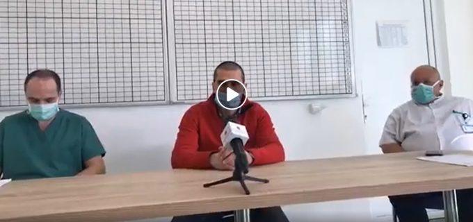 VIDEO: Informații oficiale despre primul caz de COVID-19 la Spitalul Municipal Turda